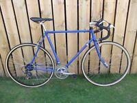 Vintage/retro Dawes road bike....Restored
