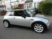 2006 MINI COOPER==LONG MOT-HPI CLEAR==IMMACULATE & EXCELLENT DRIVE ONLY £1950
