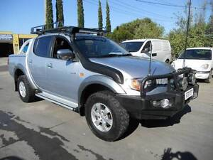 2008 Mitsubishi Triton Ute Mornington Mornington Peninsula Preview