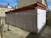 Concrete sectional garage (by Lidget)