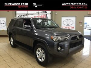 2016 Toyota 4Runner 4X4 Leather-Navigation!