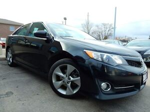 2013 Toyota Camry SE | NAVIGATION | ONE OWNER | ACCIDENT FREE Kitchener / Waterloo Kitchener Area image 1