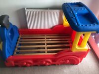 Little Tikes Train Bed
