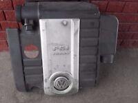 VW Golf GTi Turbo MK5 V Engine Cover Complete With Sensor