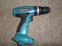 Makita 14.4v combi drill - drill body