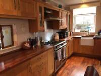 Sold, everything has gone. Kitchen units etc.