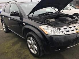 Nissan Murano 3.5 auto / breaking all parts available