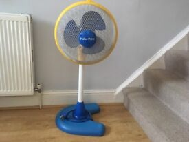 Fisher Price fan