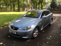 2007 (56) LEXUS IS 220D 2.2 DIESEL SALOON **DRIVES VERY GOOD + GREAT FAMILY CAR + SPACIOUS**