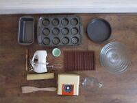 Baking Equipment Bundle