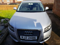 Audi A3 1.9TDI ,Full years M.O.T. 30£ tax per year