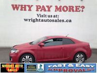 2013 Kia FORTE KOUP EX| BLUETOOTH| SUNROOF| 35,727KMS| $12,497.0