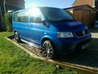 Vw T5 Campervan, fsh ,full conversion ( Reduced for Quick sale)