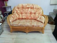 2 seater and chair all with fire reg ticket on