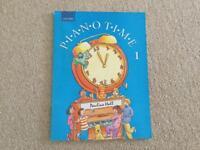 Piano Time 1 Book