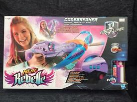13 Brand New Nerf Rebelle Crosbows