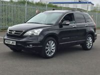 2010 HONDA CRV 2.0 I-VTEC EX * AUTOMATIC * NAV * PAN ROOF LEATHER * F.S.H * PX * DELIVERY * FINANCE