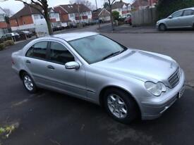 Mercedes c class 2004