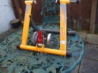 elite cycle training machine
