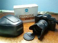 Minolta 35mm still camera outfit