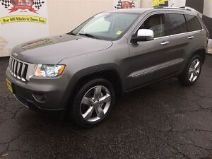 2012 Jeep Grand Cherokee Limited, Automatic, Navigation, Leather