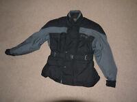 Lewis motorcyclist jacket size XL
