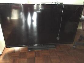 """50"""" LCD Isis branded tv"""