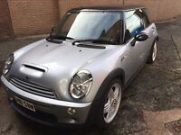 Mini Cooper S R53, very low mileage for year.