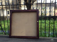 Display board/ cabinet
