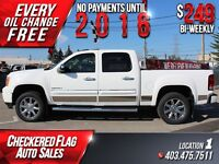 2010 GMC Sierra 1500 Denali W/ Heated & Cooled Leather-Sunroof-N