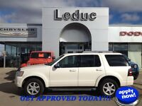 2009 FORD EXPLORER LTD - 88,000 KMS! - GET APPROVED TODAY!