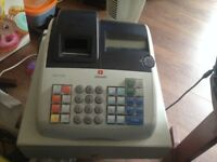 Olivetti ECR 7100 Electronic till fully working