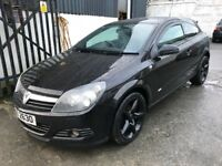 Vauxhall Astra sri (full years mot)