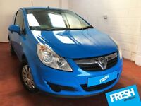 Vauxhall Corsa Van 1.3 CDTi ecoFLEX (2010) 16v Panel Van 3dr - Long MOT and Full Service History