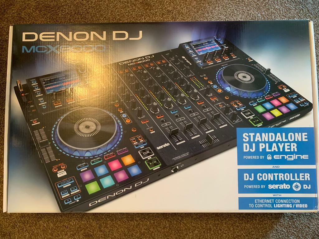 Denon Stand-alone USB and Serato Controller | in Cliftonville, Kent |  Gumtree