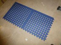 Easylock Flooring Tiles / Multi-purpose Carpet Tiles (Set of 12 Tiles)