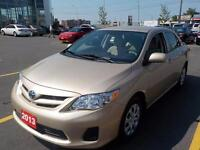 2013 Toyota Corolla CE Auto, enhanced convenience package Very l