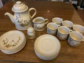 M&S Harvest 22 Piece Tea Set