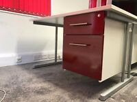 Used Office Desks (x29 - can be broken down into smaller amounts)