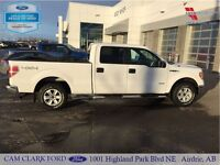 2012 Ford F-150 XLT SuperCrew EcoBoost 4WD