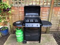 Surnaco BBQ - 3 burner gas barbeque - gas included