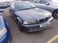 2001 BMW 330 CI COUPE..LONG MOT..AUTOMATIC..CLEAN CAR