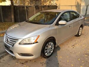 2013 Nissan Sentra SV|One Owner Vehicle|Accident Free|Mint Condi