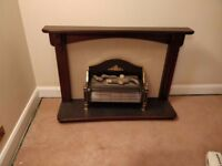 Fireplace for free