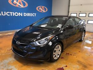 2016 Hyundai Elantra GL HEATED SEATS! POWER OPTIONS!