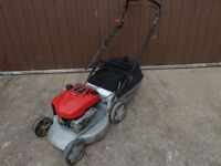 "18"" Masport 500AL Push Rotary Lawnmower with 190cc Briggs & Stratton Petrol Engine"
