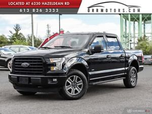 2015 Ford F-150 XLT FX4 | SUPERCREW | ONE OWNER | | LOW KMS