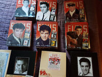 Elvis: The Official Collector's Edition (COMPLETE 90-ISSUE SET)