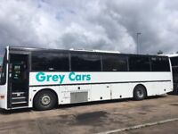 Volvo Coach for conversion to motor home