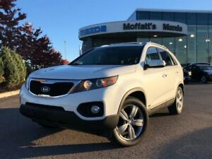2012 Kia Sorento EX AWD V6 3.5L, LOW KMS FOR THE YEAR, NEW AR...